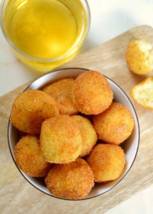 Palomitas de queso; 15 Deliciosas y sencillas botanas para disfrutar del Super Bowl