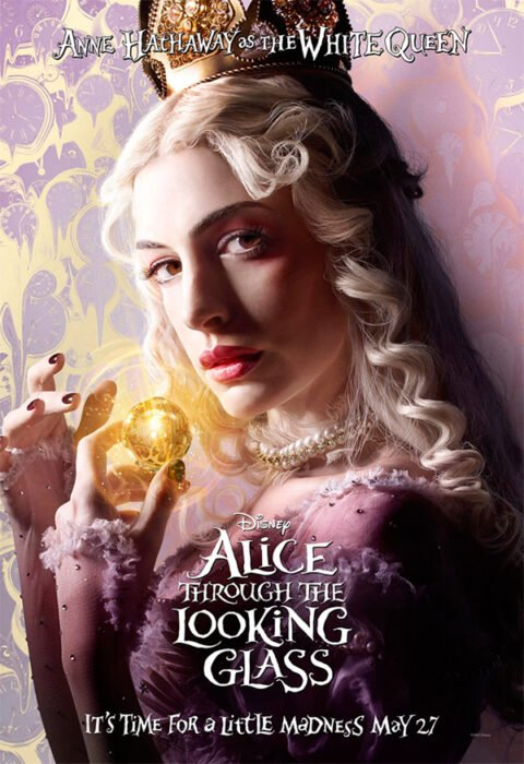 Poster de la película 'Alicia a través del espejo'