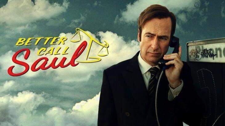 Poster de la serie 'Better Call Saul'