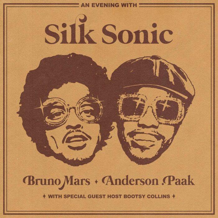 Bruno Mars  y Silk Sonic
