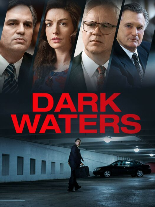 Poster de la película 'Dark Waters'