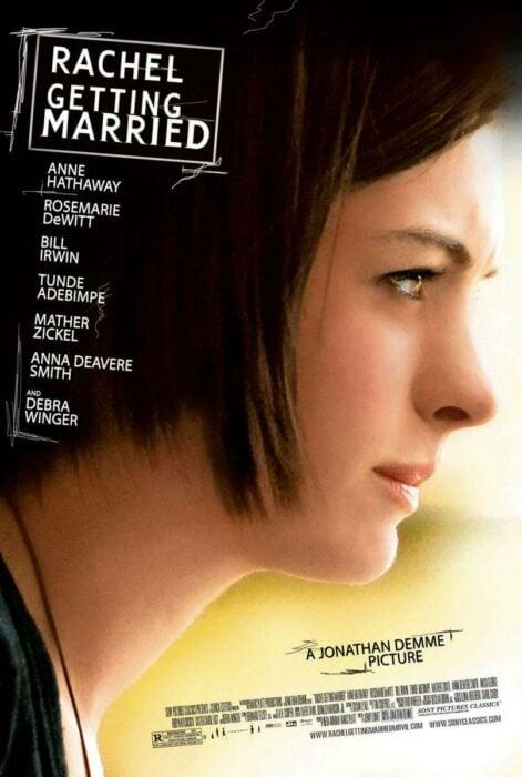 Poster de la película 'El casamiento de Raquel'