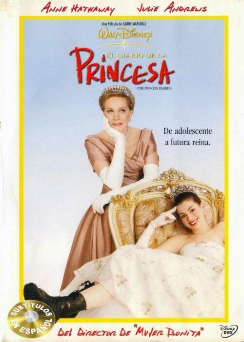 Poster de la película 'El diario de la princesa'