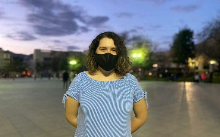 Anna Laura estudiante mexicana seleccionada por la NASA