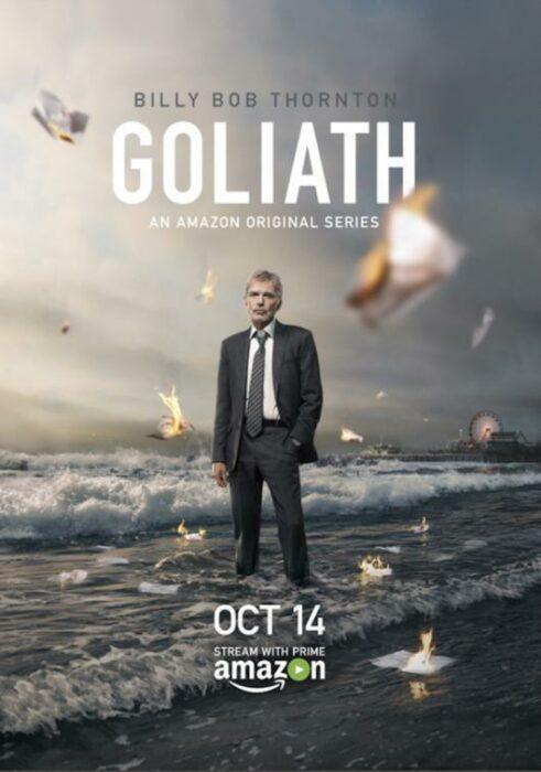 Poster de la serie 'Goliath'