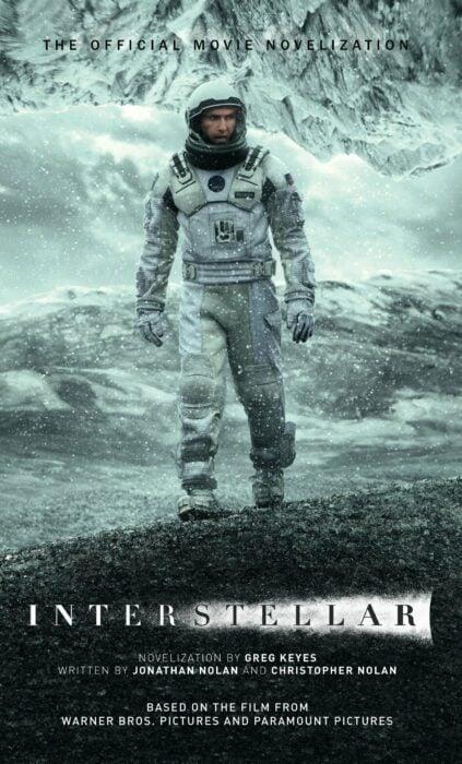 Poster de la película 'Interestelar'