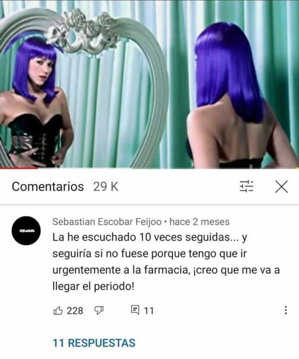 Comentarios de Las de la intuición de Shakira