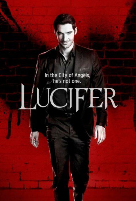 Poster de la serie 'Lucifer'