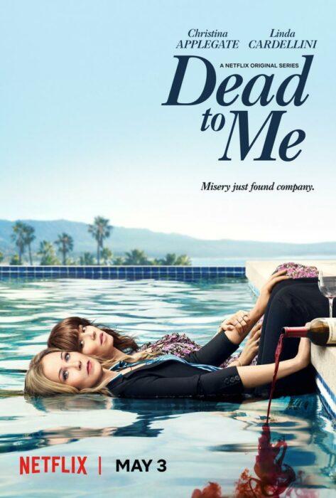 Poster de la serie 'Muertos para mi'
