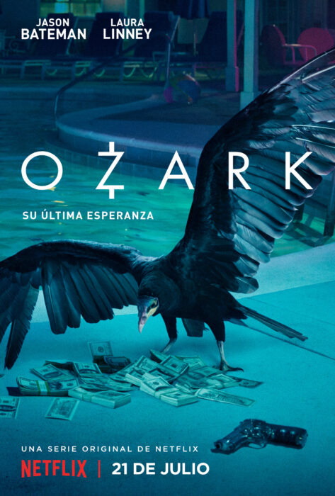 Poster de la serie 'Ozark'
