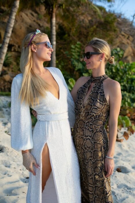 Paris Hilton y Nicky Hilton