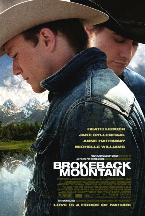 Poster de la película 'Secreto en la montaña'