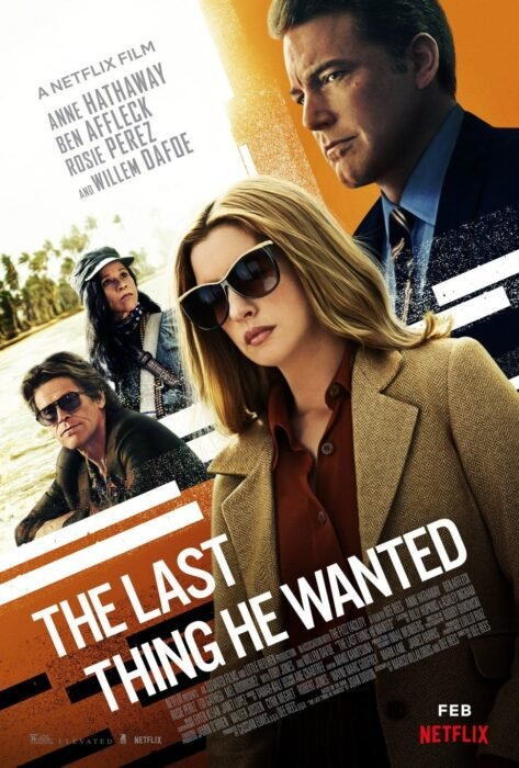 Poster de la película 'Su último deseo'