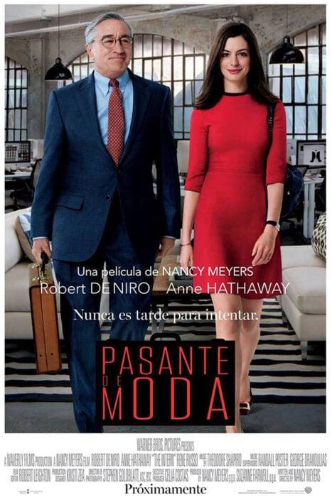 Poster de la película 'The Intern'