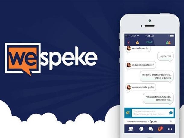 plataforma WeSpeke para aprender coreano; 10 Apps y páginas para aprender coreano y entender todas las canciones de BTS