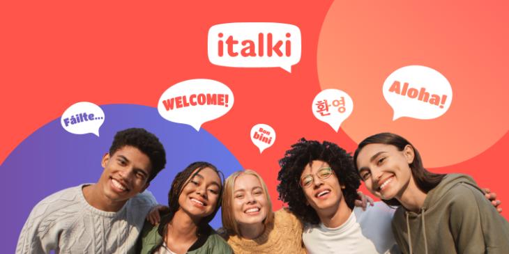 plataforma italki para aprender coreano; 0 Apps y páginas para aprender coreano y entender todas las canciones de BTS