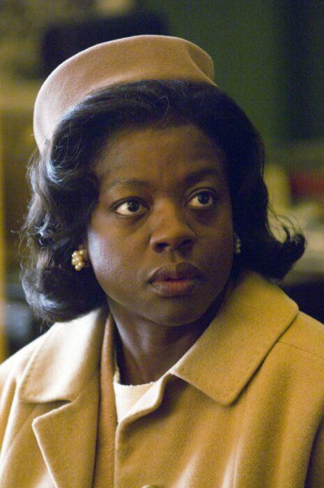 Viola Davis en su papel de la Sra. Miller en la película La Duda