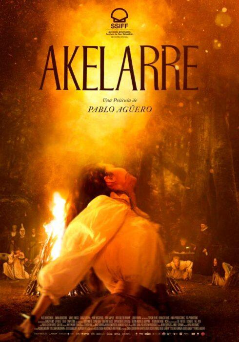 Poster de la película 'Akelarre'