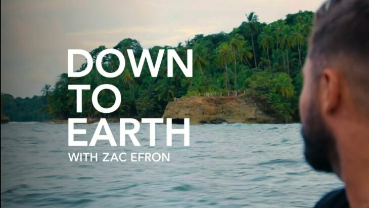 Poster de la serie 'Down to Earth'