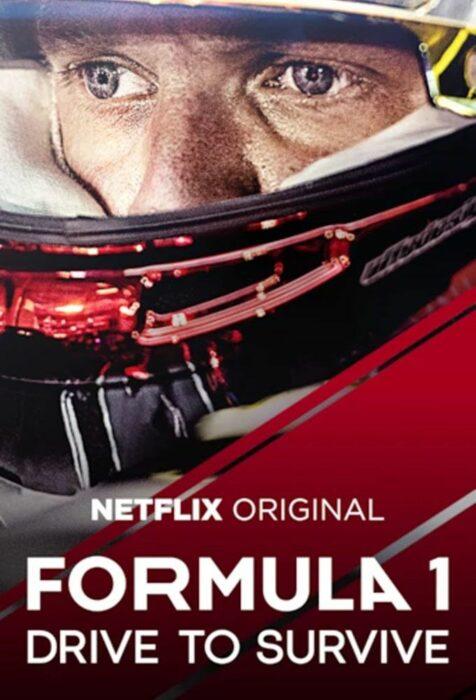 Poster de la serie Formula 1 'Drive to Survive'