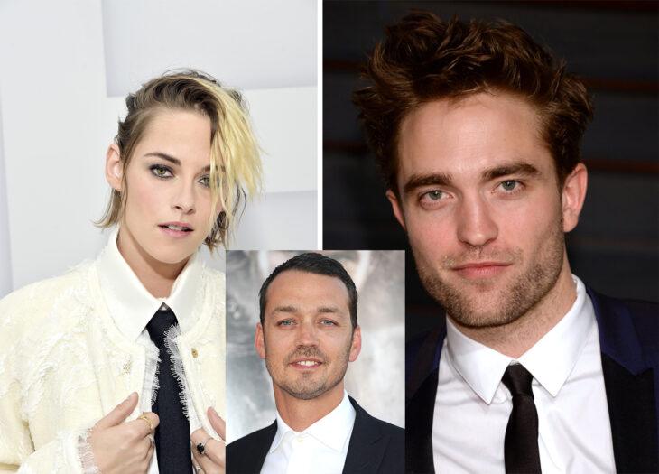 Triángulo amoroso entre Kristen Stewart, Robert Pattinson y Rupert Sanders