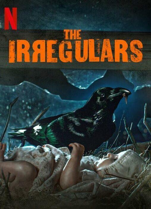 Poster de la serie 'Los irregulares'