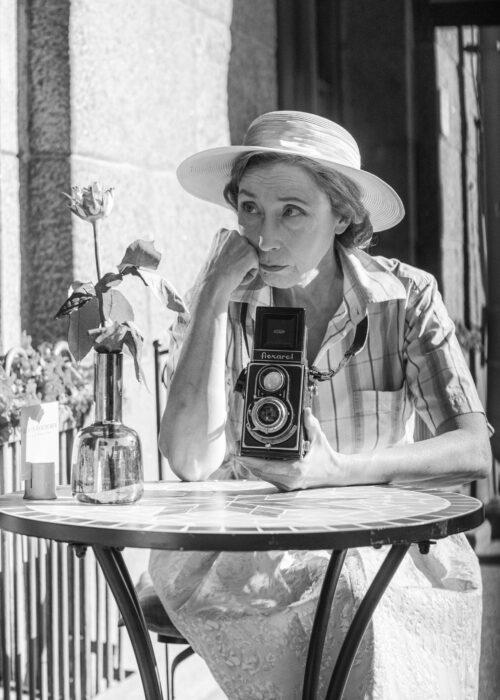 Cosplay de turista de los años 50, de Marina Badianova