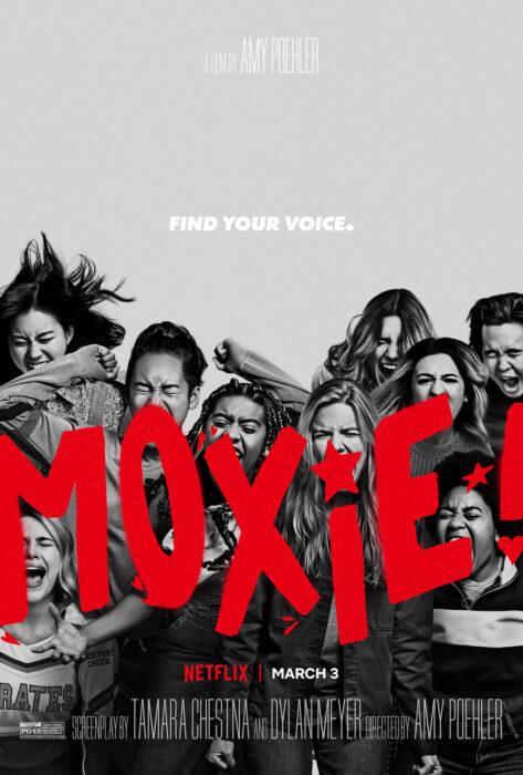 Poster de la película 'Moxie'
