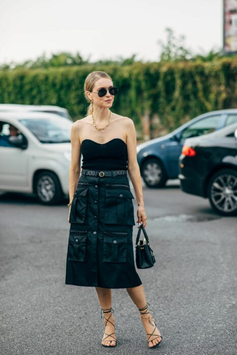 15 black outfits that you can wear in spring 1