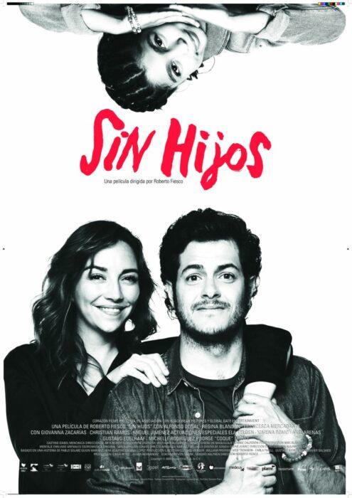Poster de la película 'Sin hijos'