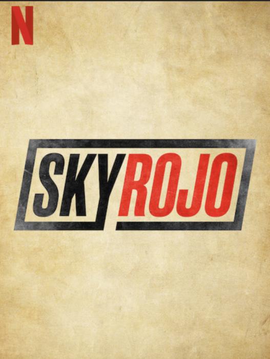 Poster de la serie 'Sky rojo'