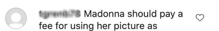 Comentarios en twitter sobre el robo de Madonna a una chica