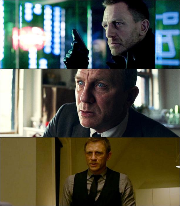 escenas de películas con Daniel Craig