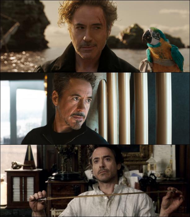 escenas de películas con Robert Downey Jr.