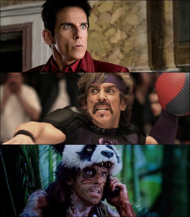 escenas de películas con Ben Stiller