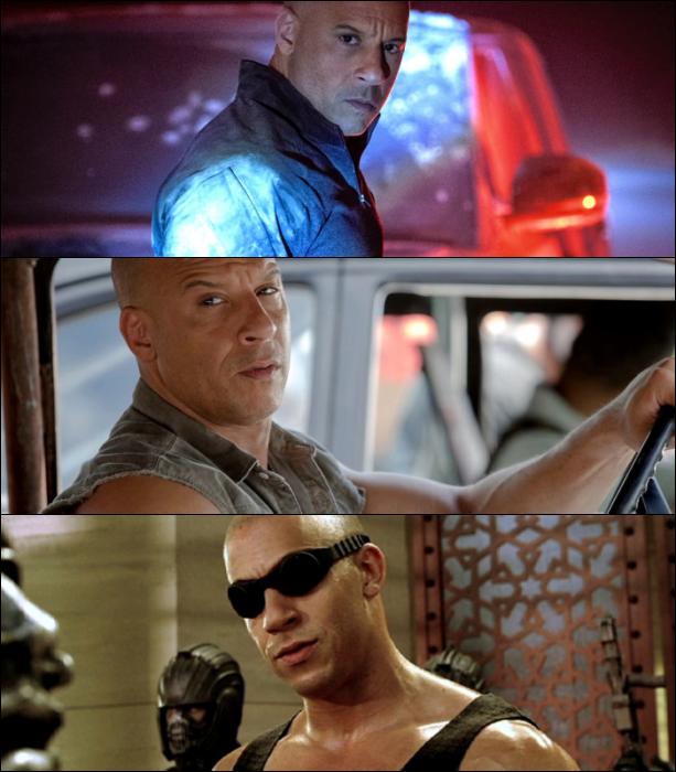 escenas de películas con Vin Diesel