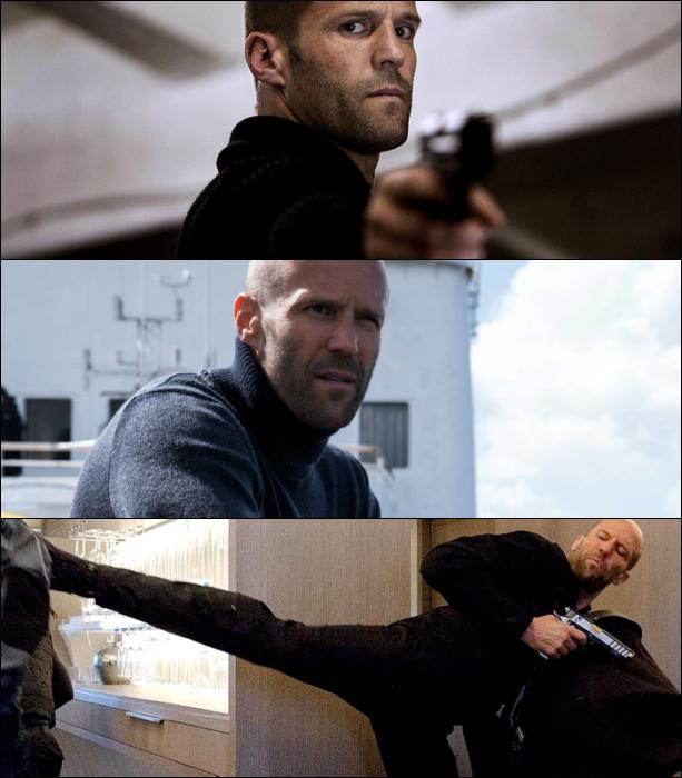 escenas de películas con Jason Statham