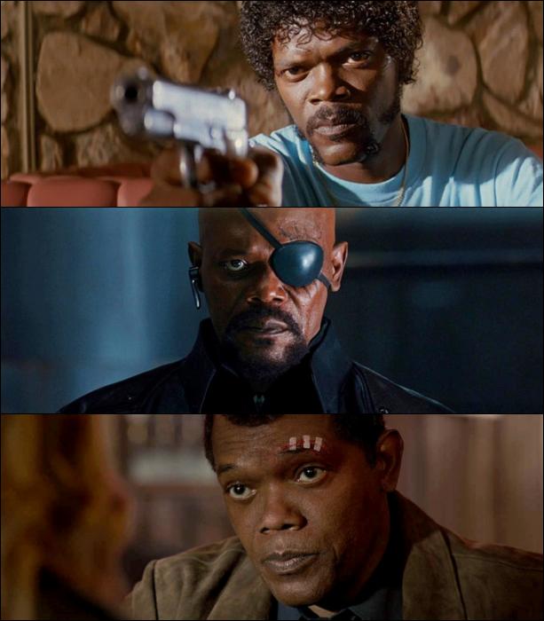 escenas de películas con Samuel L. Jackson