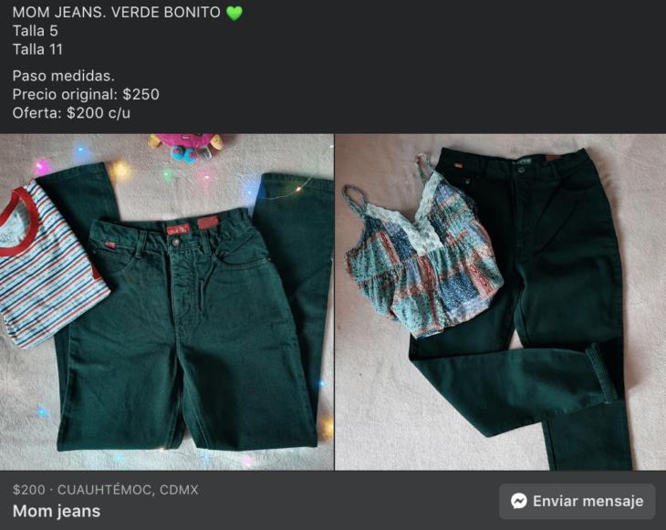 Meme de ventas de ropa por internet