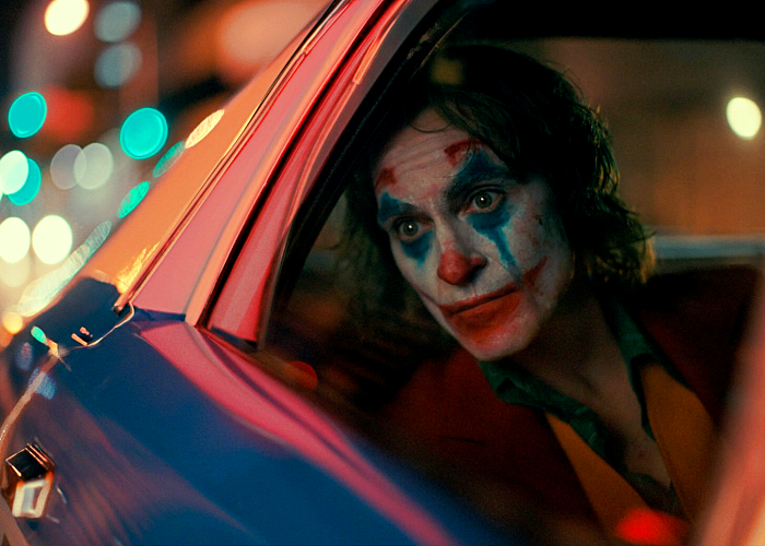 """escena de la película """"Joker"""""""