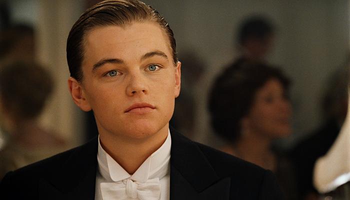 Jack Dawson en Titanic