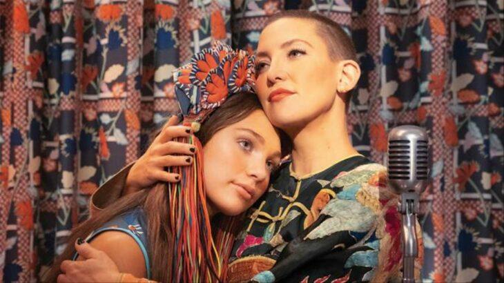 Sia y Maddie Zigler en la película de la cantante llamada Music