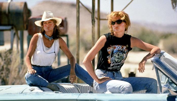 escena de Thelma & Louise