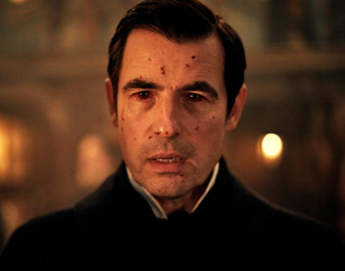 """escenas de la serie """"Drácula"""""""