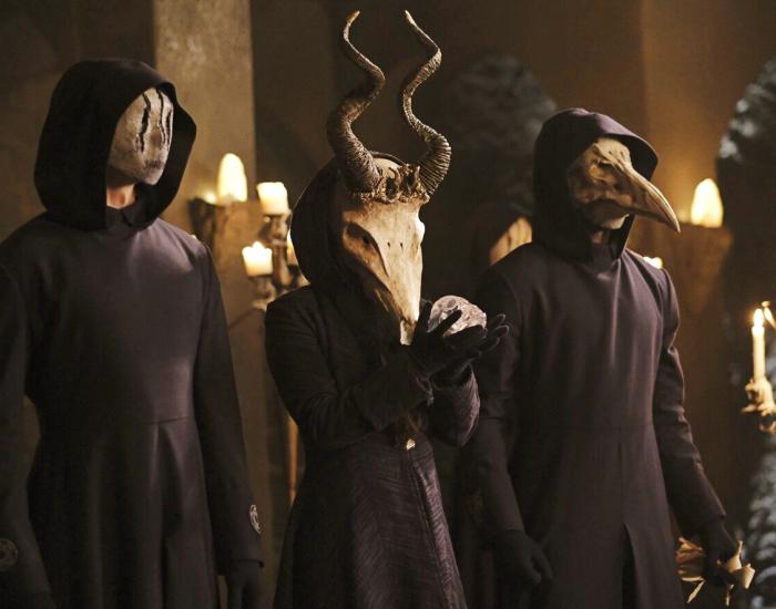 """Escena de la serie """"La orden secreta"""""""