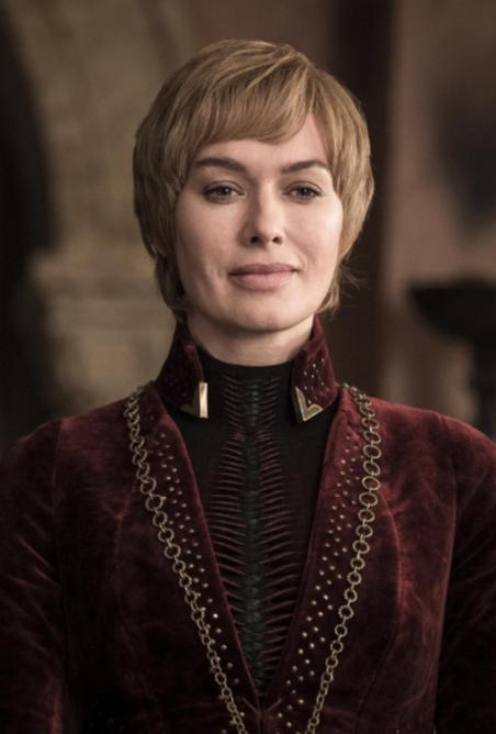 Cersey Lanister de Juego de Thronos