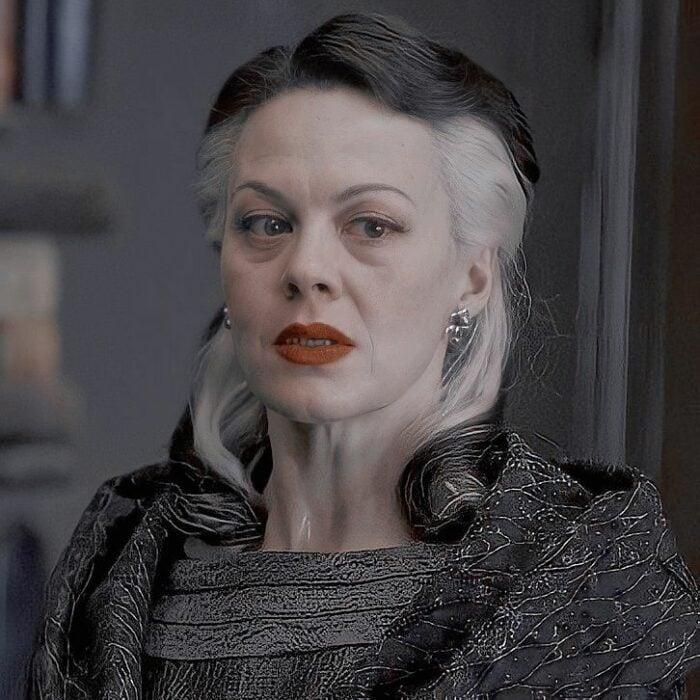 Narcissa Malfoy, mamá de Draco Malfoy