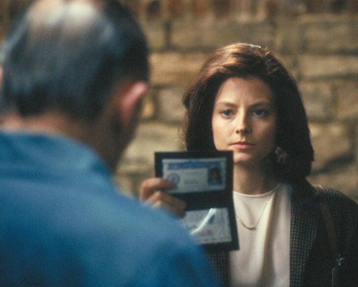 Jodie Foster como la agente Claire; 10 Actores que dieron todo para lograr una actuación increíble
