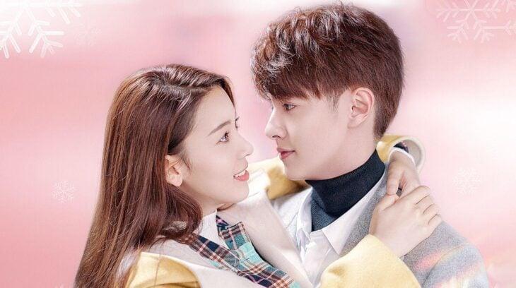 Escena del drama chino Mi chica unicornio