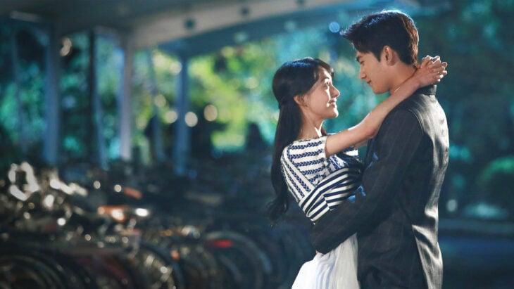 Escena del drama chino Love 020